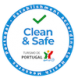 Clean & Safe, Selo, Seal